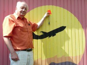 Gerhard Pieper hängt die Pfeife an den Nagel und nutzt die fußballfreie Zeit jetzt für Fernreisen.