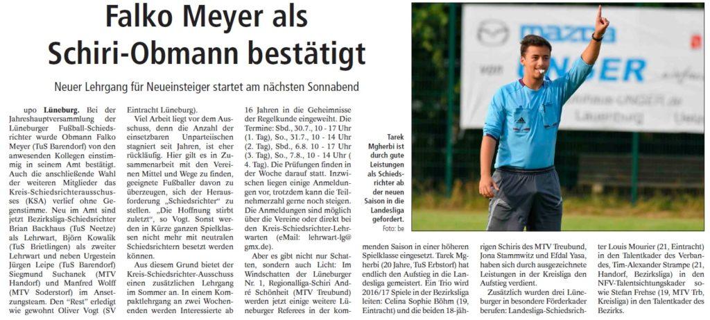Dank an die Landeszeitung (http://www.landeszeitung.de/sport/)!